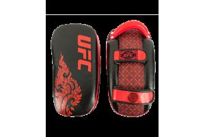 UFC  Premium  True Thai Пэды для тайского бокса (черные)
