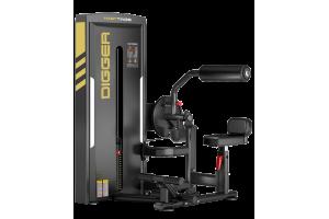 Сгибание/разгибание спины Hasttings Digger HD009-1