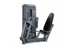 Pulse Fitness 575H Recumbent Leg Press Seated Calf