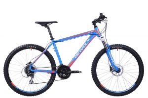 Велосипед Dewolf GL 80 (2016)