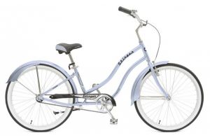 Велосипед Stinger Cruiser Lady 26 (2017)