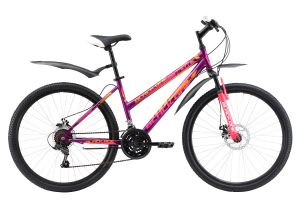 Велосипед Black One Alta 26 D (2017)