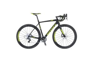 Велосипед Scott Addict CX 10 disc (2016)