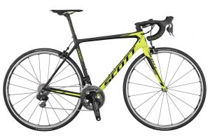 Велосипед Scott Addict RC Di2 (2017)
