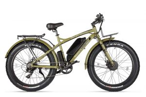 Велосипед Volteco BigCat Dual New (2019)
