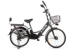 Велосипед Eltreco e-Alfa (2018)