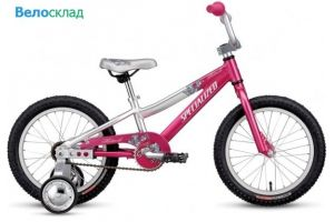 Велосипед Specialized Hotrock 16 Girls (2010)