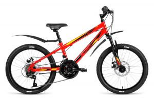 Велосипед Forward Altair MTB HT 20 3.0 Disc (2018)