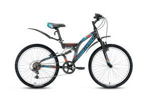 Велосипед Forward Cruncher 1.0 24 (2017)