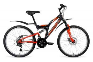Велосипед Forward Altair MTB FS 24 Disc (2019)