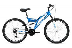 Велосипед Forward Altair MTB FS 26 1.0 (2019)
