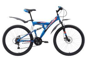 Велосипед Black One Flash FS 26 D (2018)