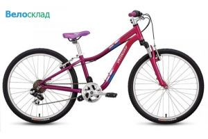 Велосипед Specialized Hotrock 24 Girls 7-Speed (2010)