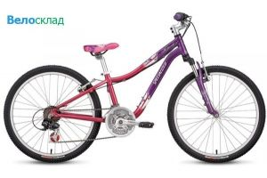 Велосипед Specialized Hotrock 24 Girls 21-Speed (2010)