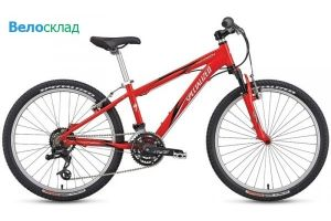 Велосипед Specialized Hotrock A1 FS Boys (2010)