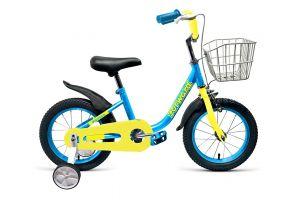 Велосипед Forward Barrio 16 (2020)