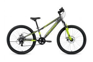 Велосипед Forward Rise 24 2.0 Disc (2020)