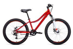Велосипед Forward Jade 24 2.0 Disc (2020)