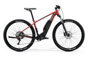 Велосипед Merida eBig.Nine 300 SE (2020)