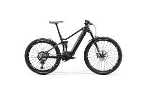 Велосипед Merida eOne-Forty 9000 (2021)