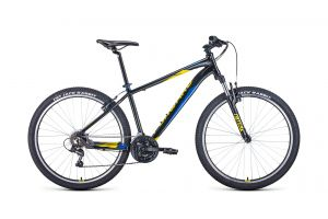 Велосипед Forward Apache 27.5 1.2 (2021)
