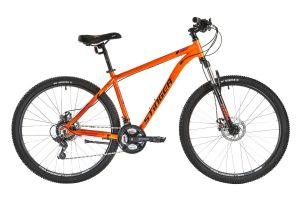 """Велосипед STINGER 27.5"""" ELEMENT EVO оранжевый, алюминий, размер 16"""""""
