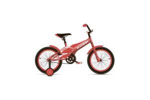 Велосипед Stark'20 Tanuki 14 Boy красный/белый H000015180