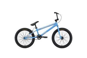 Велосипед Stark'21 Madness BMX Race синий/белый HD00000679