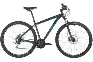 """Велосипед STINGER 29"""" GRAPHITE EVO черный, алюминий, размер 22"""""""