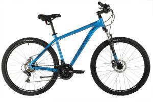 """Велосипед STINGER 27.5"""" ELEMENT EVO синий, алюминий, размер 16"""""""
