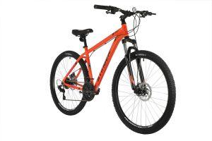 """Велосипед STINGER 27.5"""" ELEMENT EVO оранжевый, алюминий, размер 18"""""""