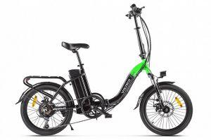 Велосипед Volteco Flex (2021)