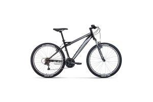 Велосипед 26' Forward Flash 26 1.2 S Черный/Серый 20-21 г