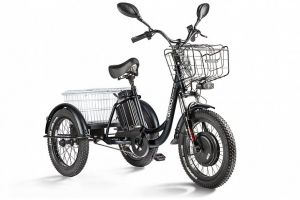 Велосипед Elteco Porter Fat 500 (2021)