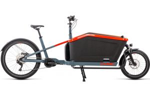 Велосипед Cube Cargo Sport Hybrid (2021)