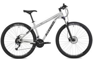"""Велосипед Stinger 29"""" Zeta Pro; 22""""; серебристый; M3000/M4000/M2000"""